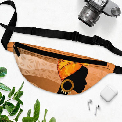 Be a Queen Waist Bag/Fanny Pack - Mseljoy Accessories