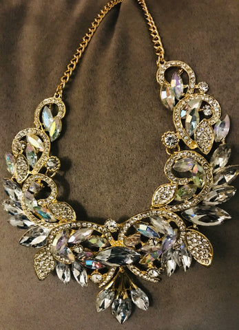Neck Bejeweled - Mseljoy Accessories