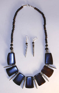 Mixed Metal Necklace Royale