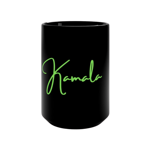"The ""Kamala"" Mug - 3 colors - Mseljoy Accessories"