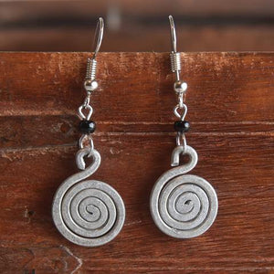 Light Weight Silver Earrings - Various Styles - Mseljoy Accessories