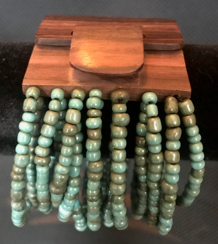 Beads and Wood A Perfect Combo - Mseljoy Accessories
