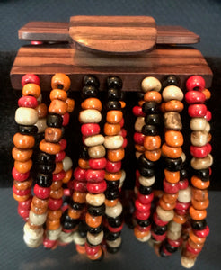 Beads and Wood A Perfect Combo