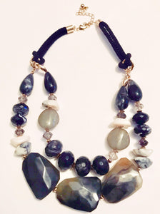 Stone Necklace - Mseljoy Accessories