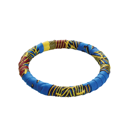 Kitenge Cloth Bangle - Mseljoy Accessories