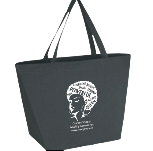 Shopping Tote Bag - Mseljoy Accessories