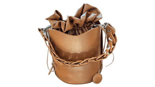 The Bucket - Available in Beige or Tan