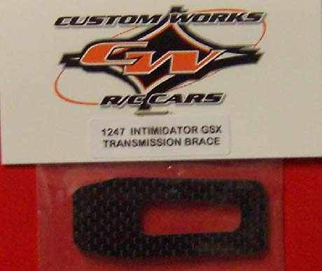 1247 Custom Works Intimidator GSX Transmission Brace