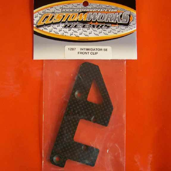 1287 Custom Works Intimidator SE Front Chassis Clip