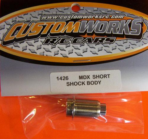 1426 Custom Works MDX Short Shock Body