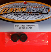 1431 Custom Works MDX Threaded Shock Cap