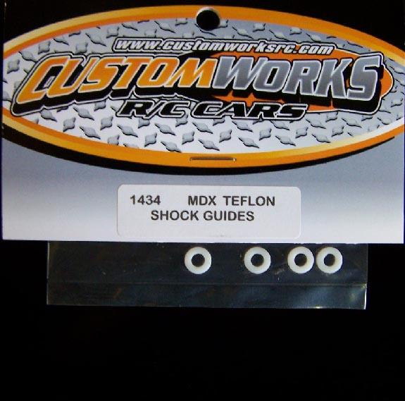 1434 Custom Works MDX Teflon Shock Guide