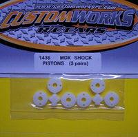 1436 Custom Works MDX Shock Pistons