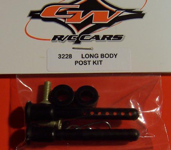 3228 Custom Works Long Body post Kit