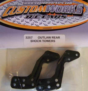 3257 Custom Works Outlaw Rear Shock Towers