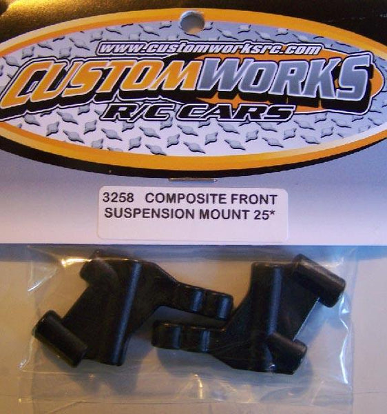 3258 Custom Works Molded Front Suspension Mount