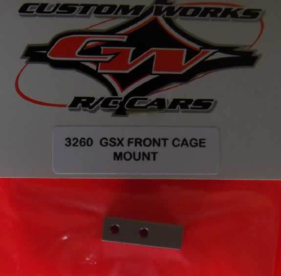 3260 Custom Works Enforcer GSX Front Cage Mount