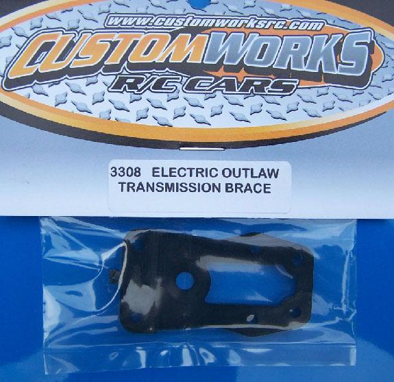 3308 Custom Works Outlaw Electric Transmission Brace