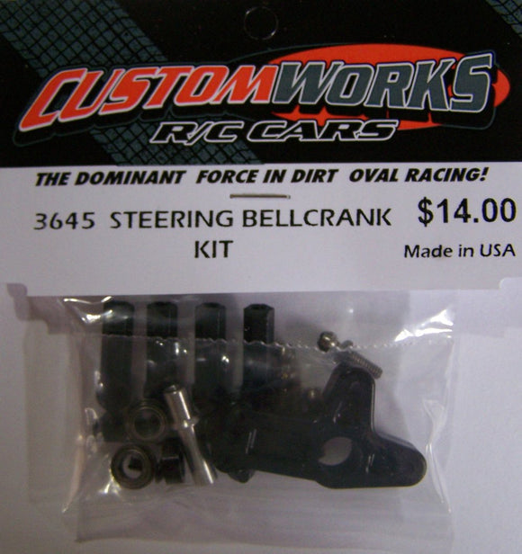 3645 Custom Works Steering Bellcrank Kit