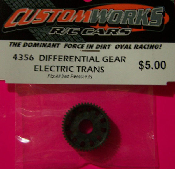 4356 Custom Works Diff Gear