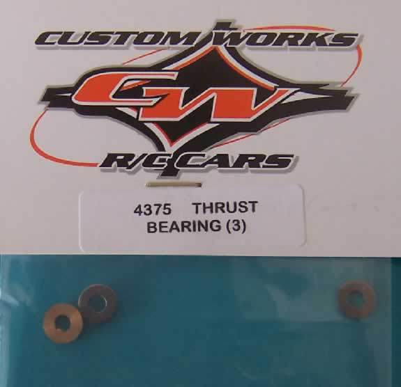 4375 Custom Works Thrust Bearing
