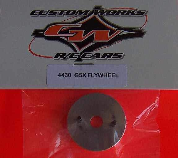 4430 Custom Works  Flywheel