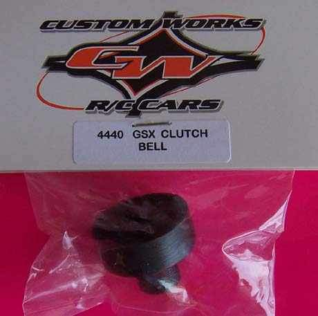 4440 Custom Works  Clutch Bell