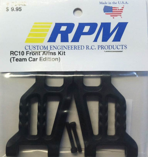 70442 RPM RC10 Front A-Arm Kit