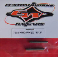 7202 Custom Works King Pins