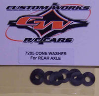 7205 Custom Works Cone Washers