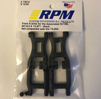 73512  RPM Front A-Arms Black