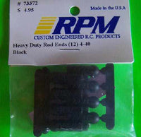73722 RPM Heavy Duty Rod Ends, Losi, Associated (12)