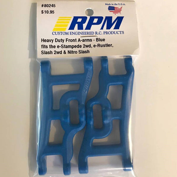 80245 RPM Heavy Duty Front A-Arms Blue