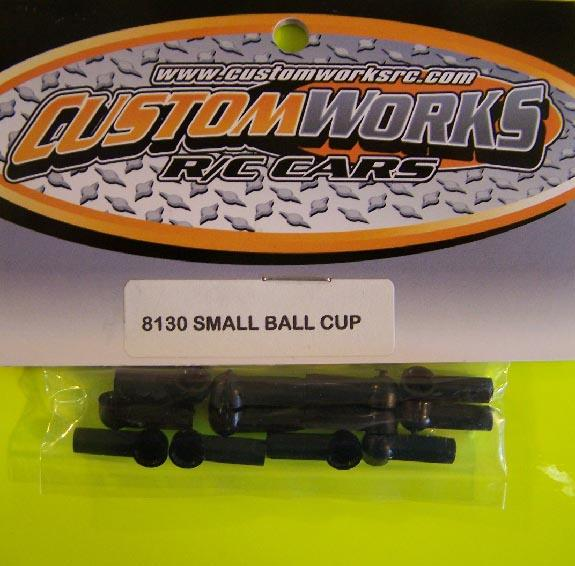 8130 Custom Works Small Ball Cups