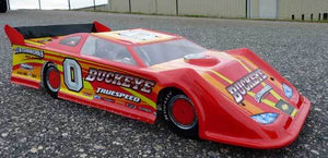 "9071 Custom Works BUCKEYE 9.5"" LATEMODEL BODY"