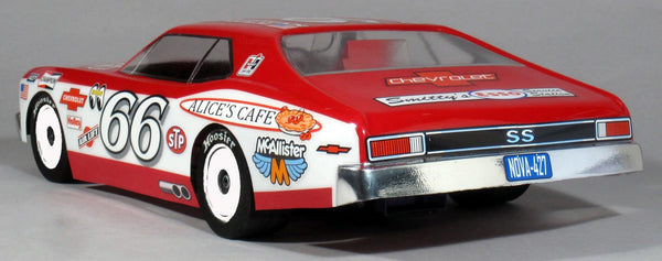 313 McAllister Racing 1/10 Nova 427 Street Stock Body w/ Decal