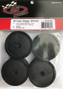 "DER-BB4-AFB DE Borrego 2.2"" Buggy Wheels (4 Pcs.)"