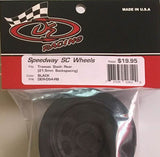 DER-DS4-RB Speedway SC Wheels for Traxxas Slash - Rear
