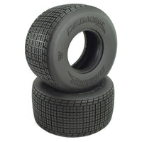 DER-OSR2-D3 Outlaw Sprint HB Rear Tire / D30 Compound / With Inserts