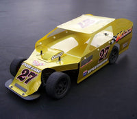 K1003TC 1/10 scale IMCA Econo Mod Midwest Dirt Modified Body Kit for 200mm Touring Cars 7