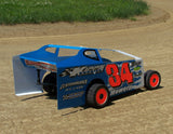 K1006  1/10 Scale Eastern Dirt Modified EDM Body Kit.