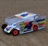 K1009  DODC Legal Eastern Dirt Modified Body Kit