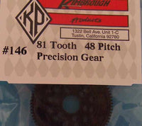 KP146 Kimbrough 81 Tooth 48 Pitch Spur Gear