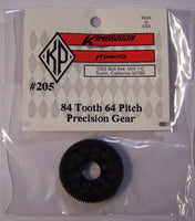 KP205  Kimbrough 84 Tooth 64 Pitch Spur Gear