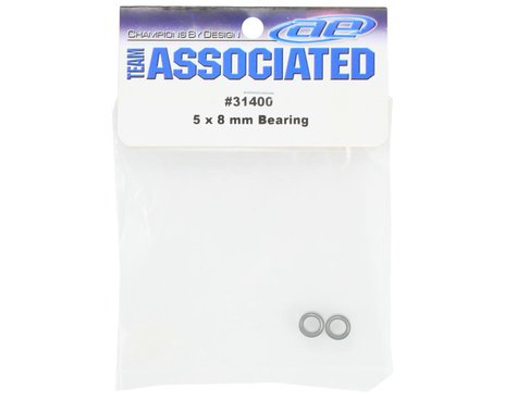 ASC31400 Team Associated 5x8mm Ball Bearing (2)