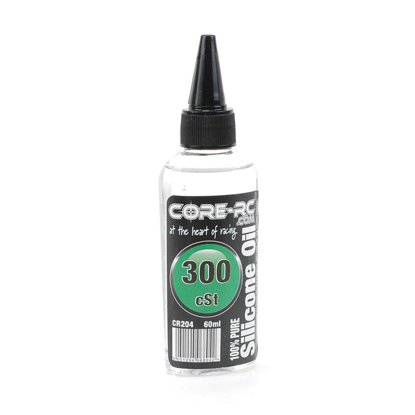 CORE RC Silicone Shock Oil - 60ml bottle