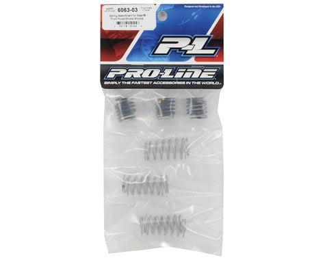 Pro-Line 6063-03 PowerStroke Front Shock Spring Tuning Set