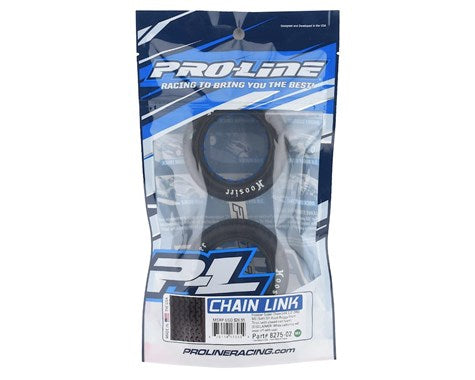8275-02 Pro-Line Hoosier Chain Link Off-Road Buggy Front Tires