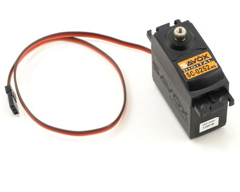 SC0252MG Savox Standard Digital Servo Mudboss legal