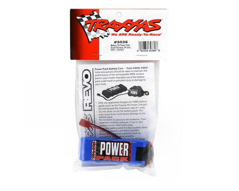 3036 Traxxas 5-Cell Flat Receiver NiMH Battery Pack